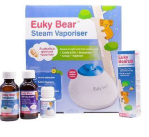Euky bear steam vaporisor