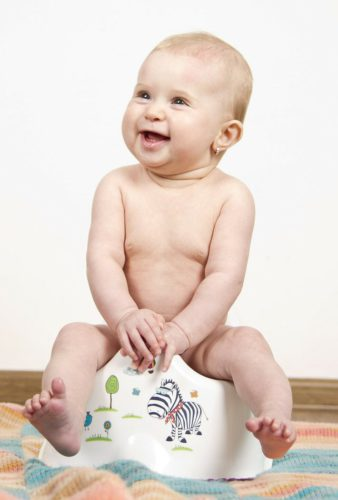 Baby constipation remedies