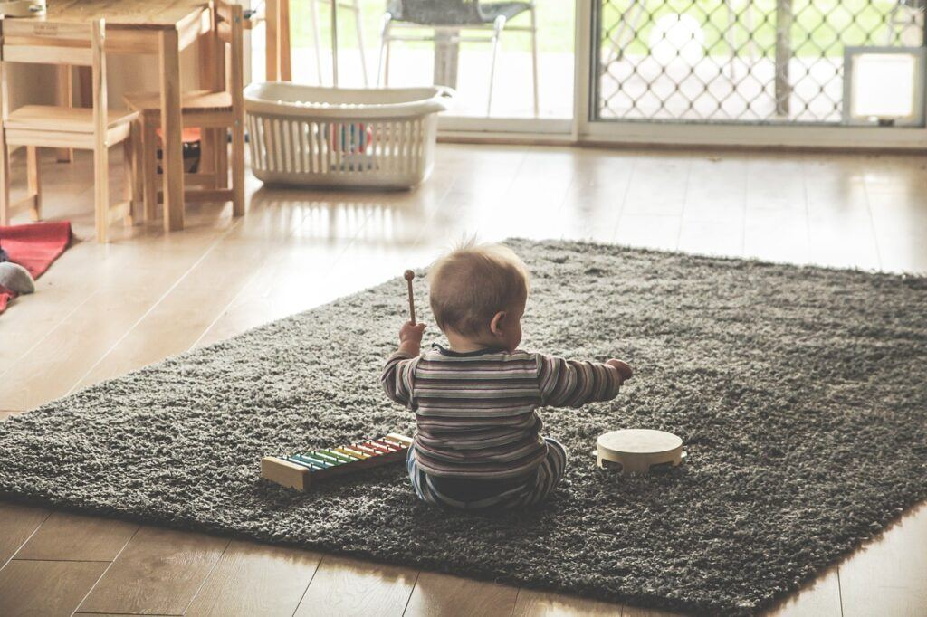 Baby developmental toys