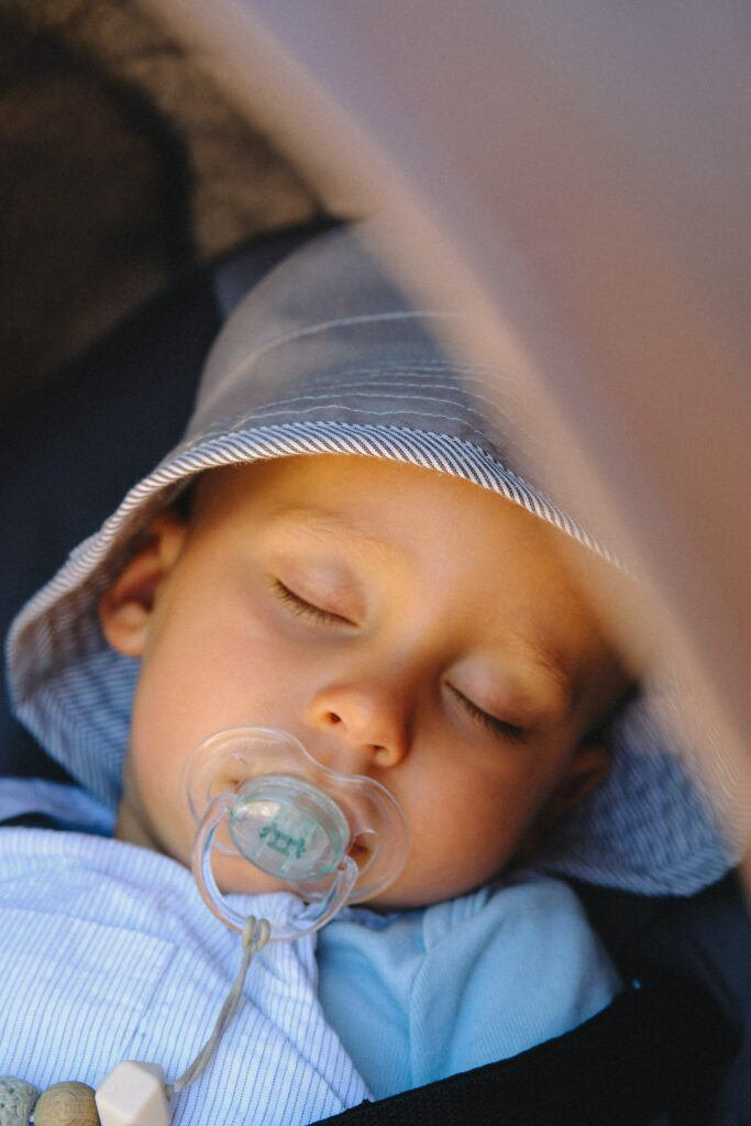 Baby sleeping advice