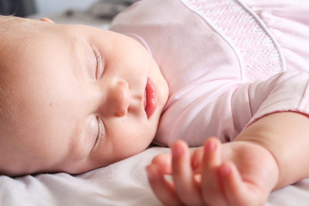 What is the best sleeping position for babies?