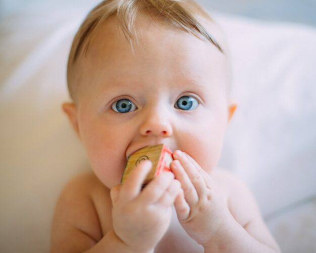 Baby Teething Stages