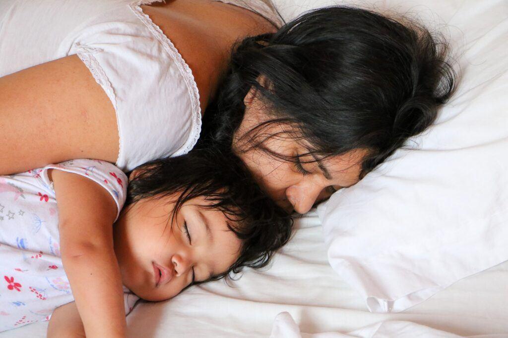 co sleeping studies