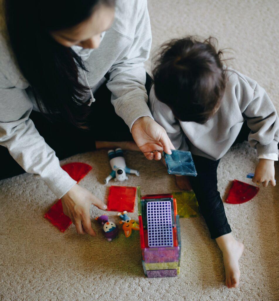 Work-life balance for moms